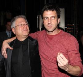 with Alan Menken