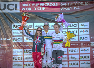 Race Report - UCI World Cup Round 7-8