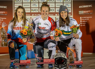 Race Report - UCI World Cup Rounds 1-2