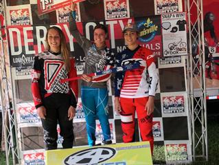 Race Report - USABMX Derby City National