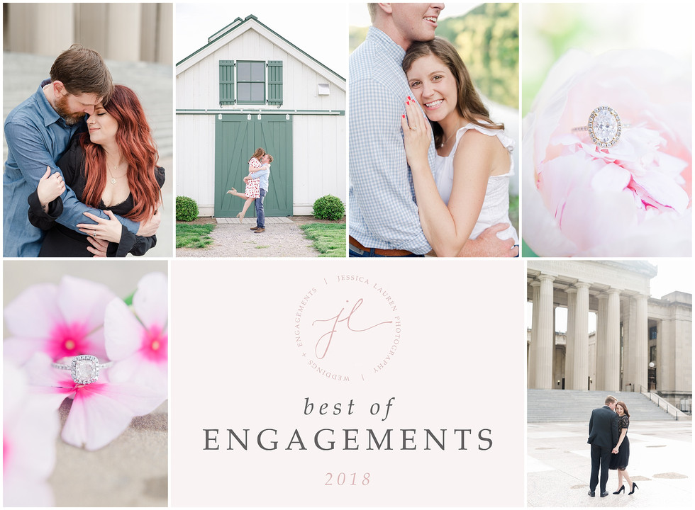 Best of Engagements 2018