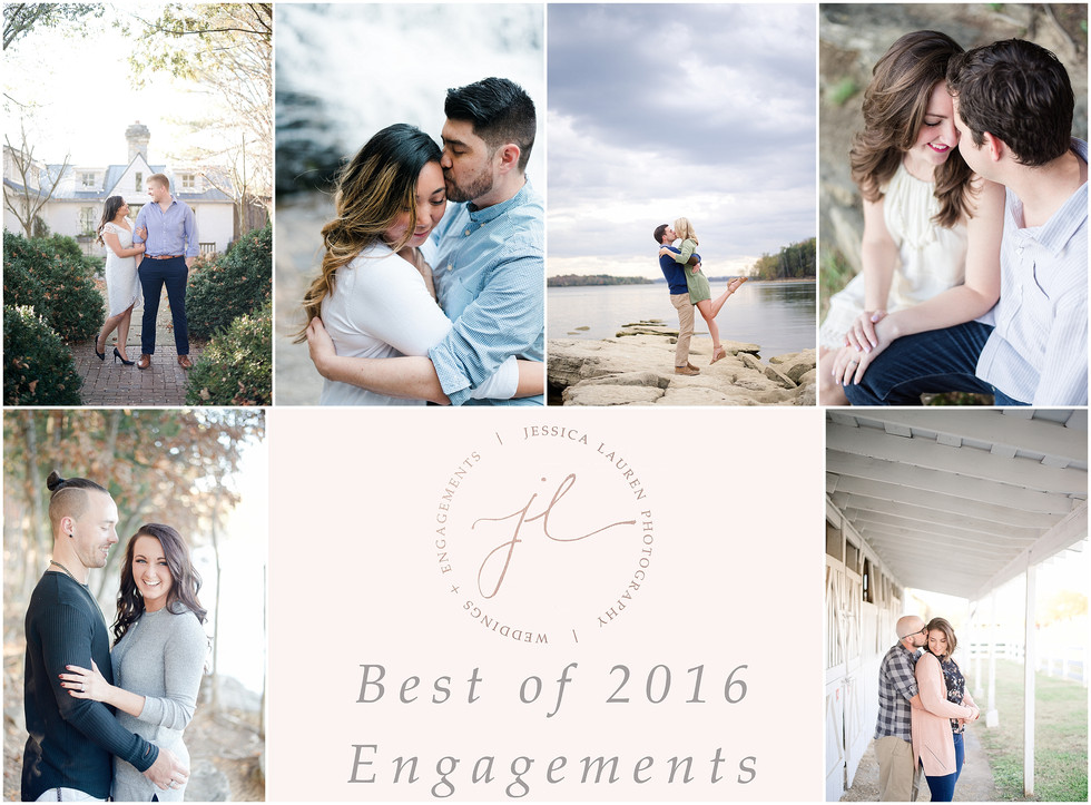 BEST OF ENGAGEMENTS & COUPLES 2016
