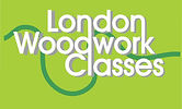 London Woodwork Classes Logo.  New rectangle jpg.
