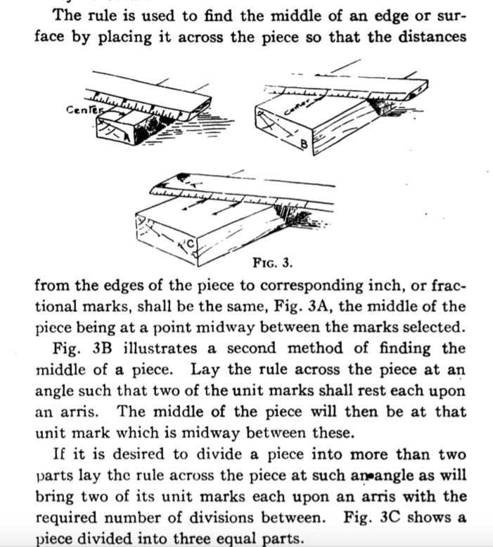 This book gives a fascinating insight into the world of woodworking instruction 110 years ago and still works as a detailed reference for 'correct' practice.