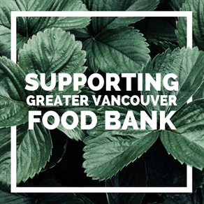 Supporting Greater Vancouver Food Bank