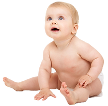 Sitting baby - The Vancouver Baby & Family Fair - PV Events Inc.