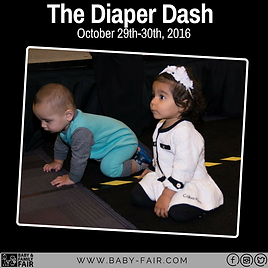 The Diaper Dash - Mateo Mia - Vancouver Baby & Family Fair