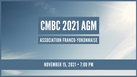 Our AGM is on November 15th!