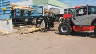 Pince Grumes AGRIMANUTENTION