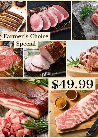 Farmer's Choice Special