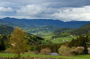 11 Mai 2010 Le Val d'Orbey vu du Glasbor