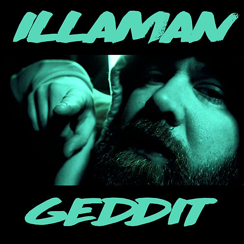 Illaman -Geddit (Digital)