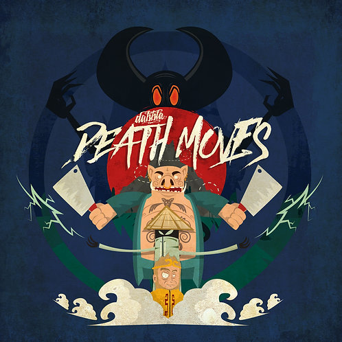 Dabbla - Death Moves LP (Digital)