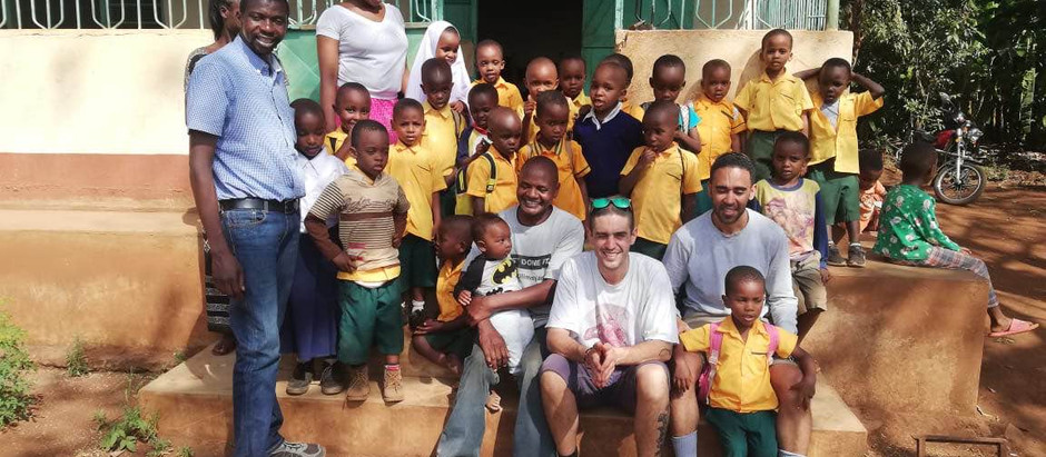 Dabbla Climbs Kilimanjaro and Finds People in Need
