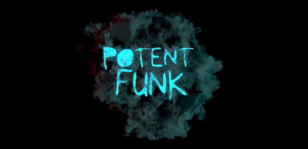 Potent Funk Logo Explosion