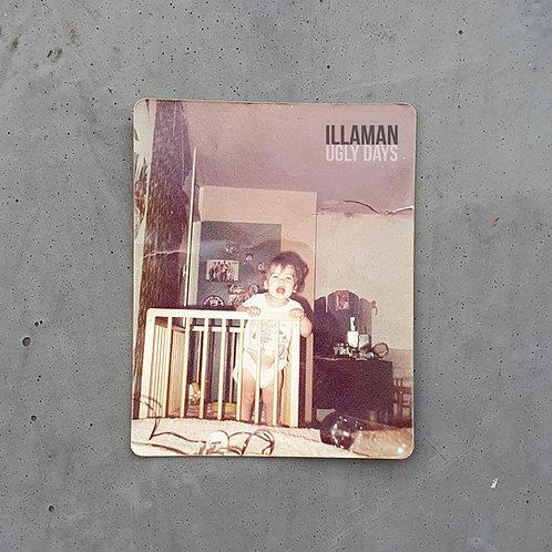 Illaman - Ugly Days EP
