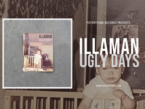 Illaman & Norm Oddity EP - Out Now