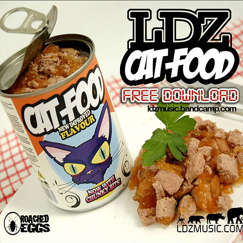 LDZ - Catfood LP (Digital)