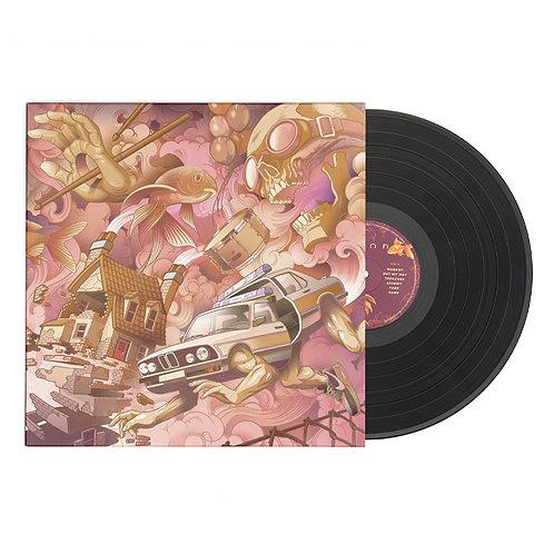 Dabbla & Sumgii - Nobody LP (Vinyl)