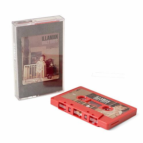 Illaman - Ugly Days  (Cassette Tape)