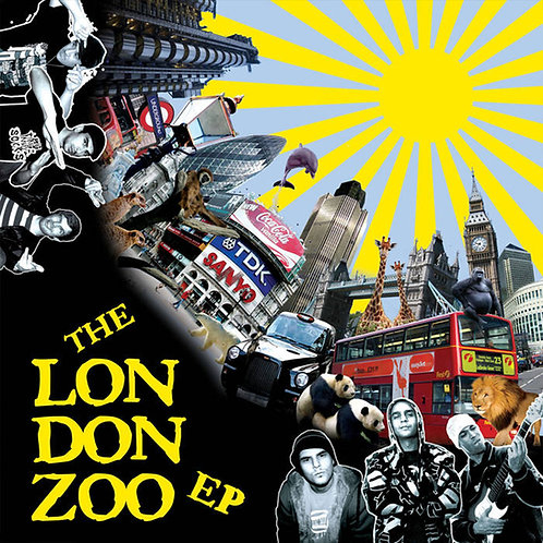LDZ - London Zoo EP (Digital)