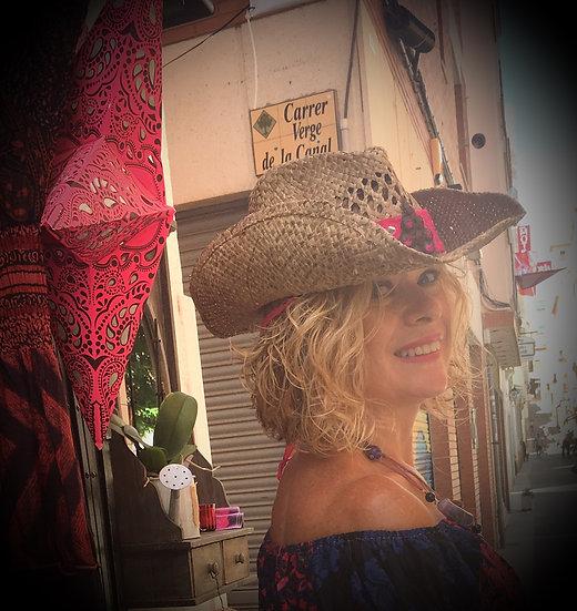 Sombrero Mod. Tejana