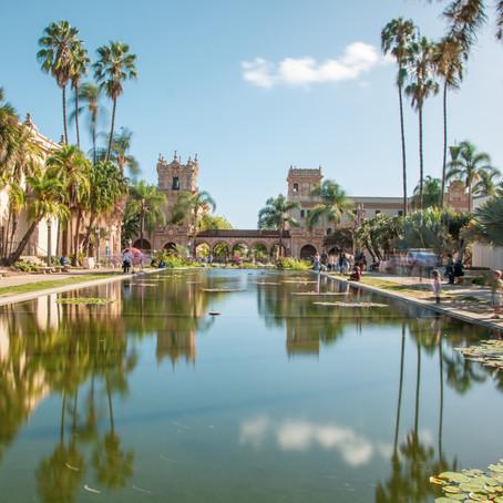 Los Mejores Lugares Para Fotografiar en San Diego parte 1
