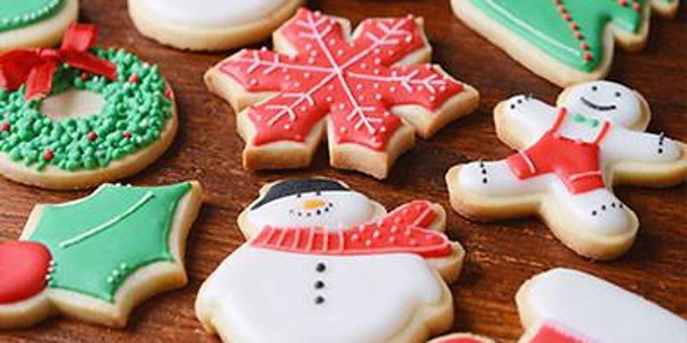 Cookie decorating!