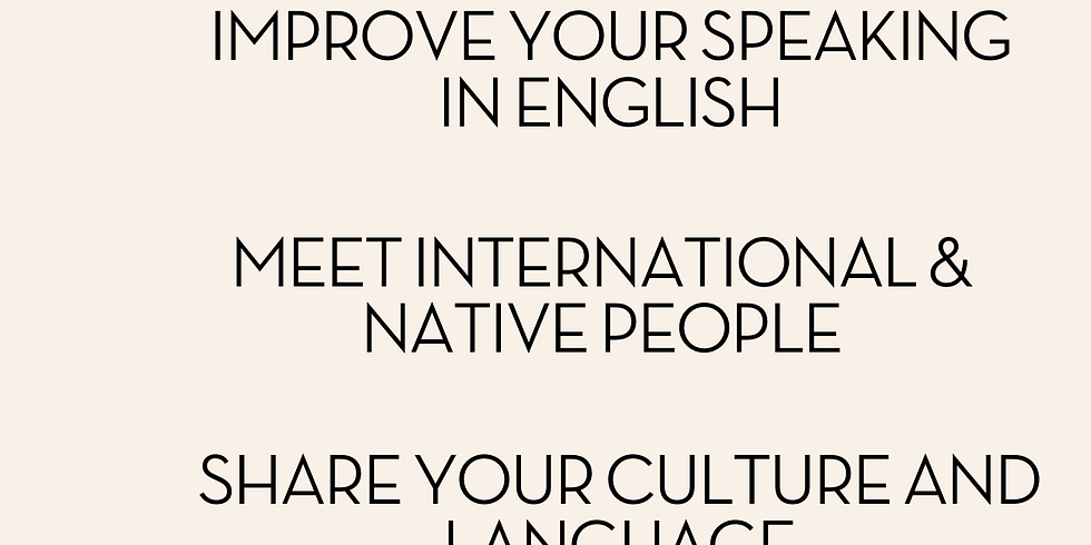 Language & Culture Event
