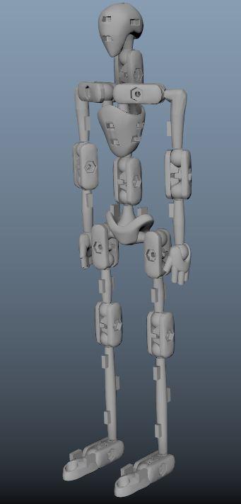 Armature Model
