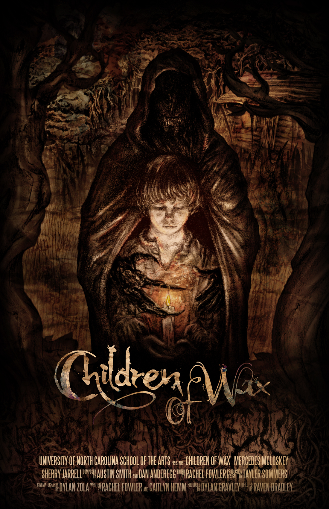 Children of Wax Poster