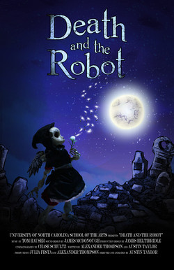 Death and the Robot Poster