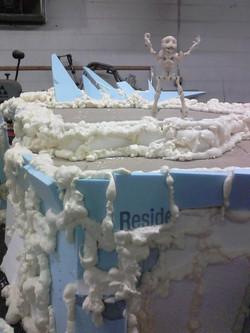 Graveyard: birthday cake edition