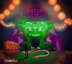 Maze Entrance Concept