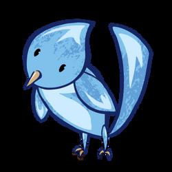 Birdie Animation Asset