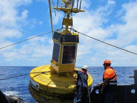 Oceanographic Buoy Rescue