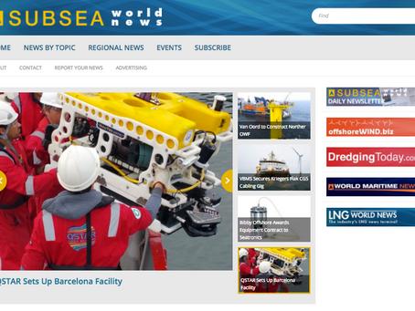 QSTAR S.L.U ROV TRAINING & SUBSEA SOLUTIONS establish a subsidiary in Barcelona Port Forum.