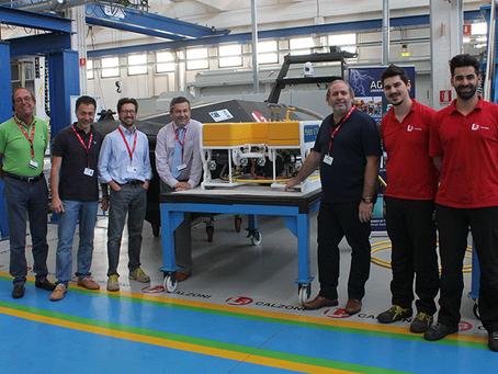 New PERSEO GTV ROV 1500 meters