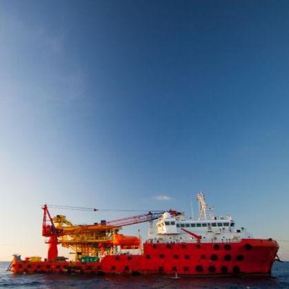 Work Vessel Charter