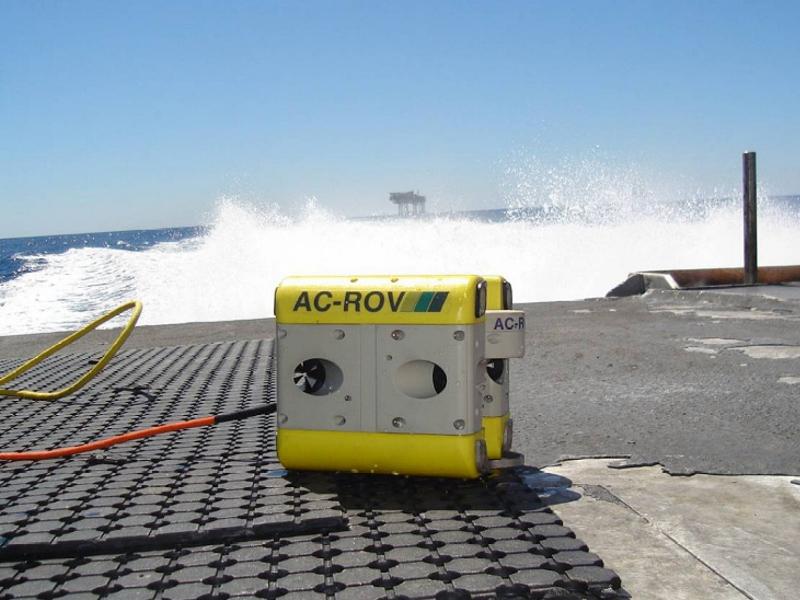 ACCESS ROV, AC 100, mini rov,