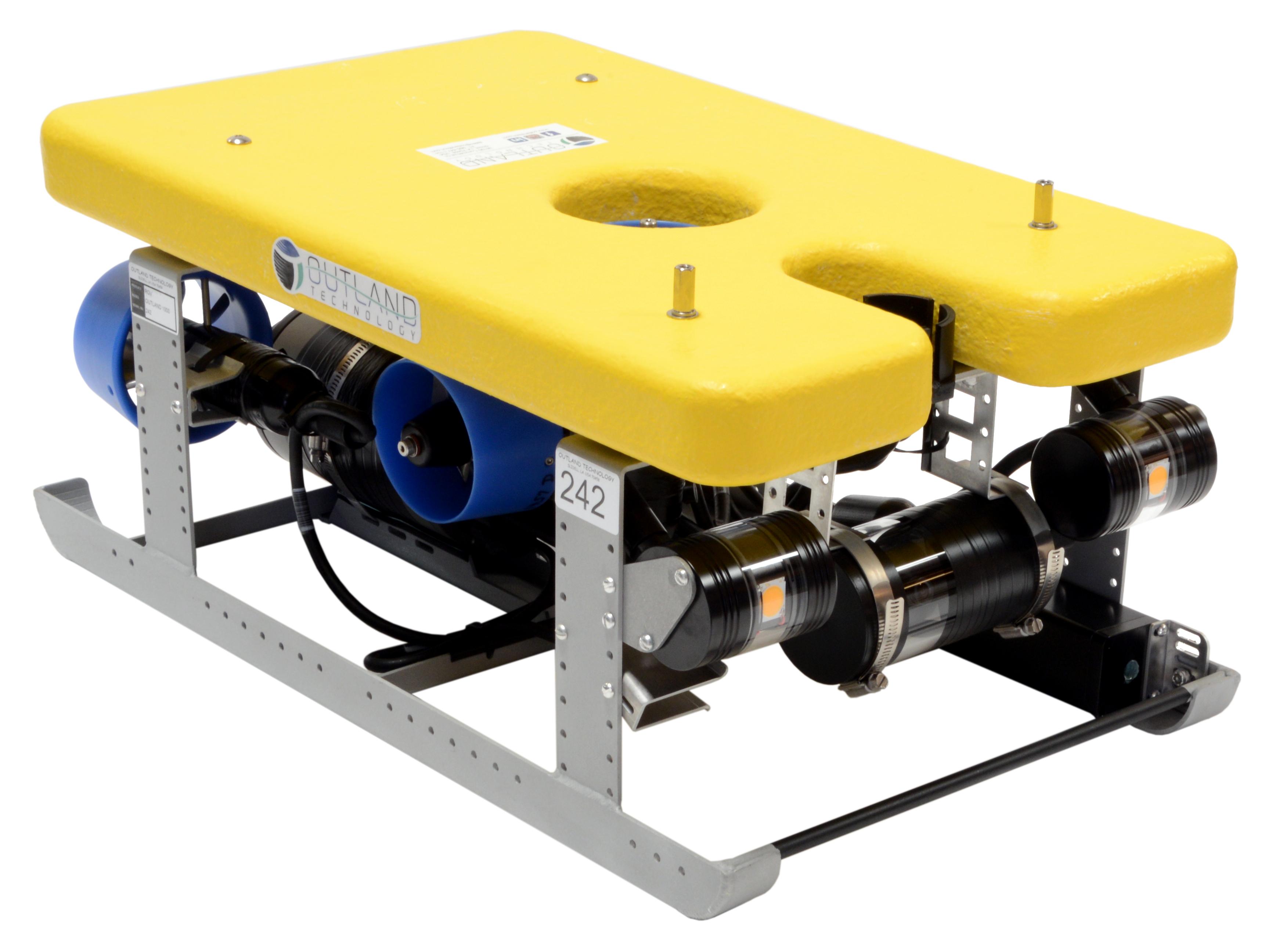 Outland ROV, ROV, Videoray