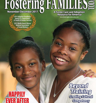 Transracial Foster Parenting -- Nurture Your Resilience