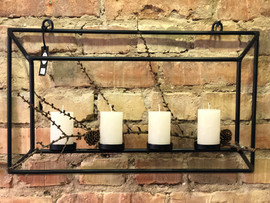 Kerzenbilderrahmen