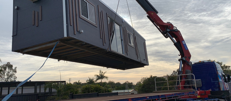 How Are Our Demountable Buildings Transported?