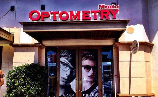 Modo Optometry Marina Del Rey Eye Doctors