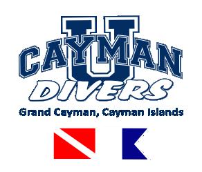 Cayman University Divers Log