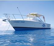 Campus Diver Dive Boat