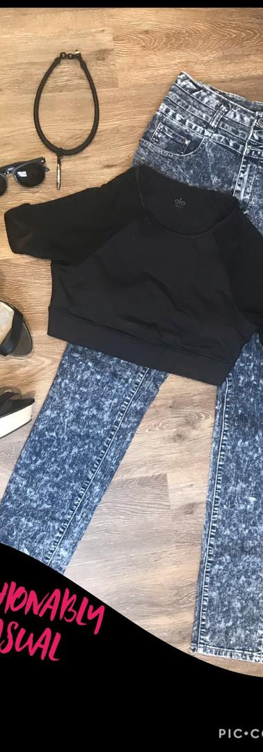 Fashionably Casual