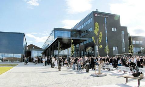 UiA Campus Grimstad Grooshaven