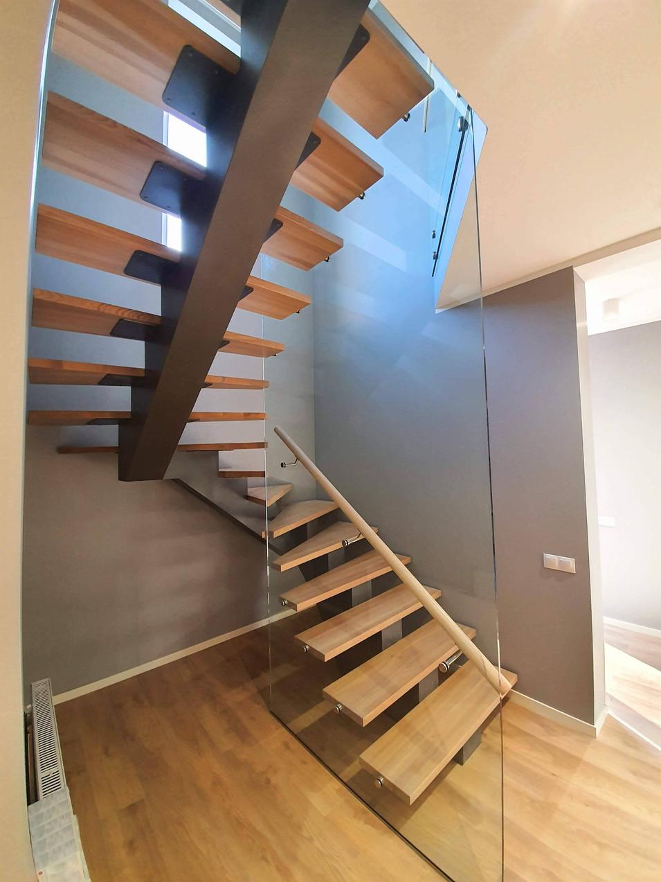 Fleksihus trapp